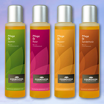 Cosmoveda Body Care Oils