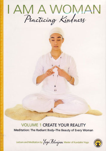 Create your Reality - Yogi Bhajan DVD