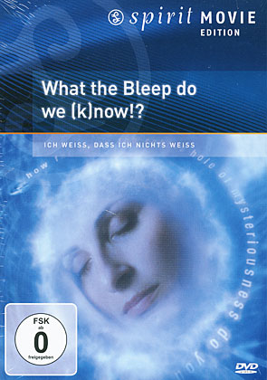What The Bleep Do We (K)now!? Single DVD