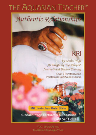 Authentic Relationships - Yogi Bhajan, 6 Videos (DVD | USB)