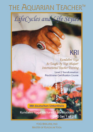 Lifecycles & Lifestyles - Yogi Bhajan, 5 Videos (DVD | USB)