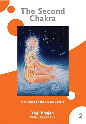 The Chakra DVD Series 2: The Second Chakra - 2 DVD Set