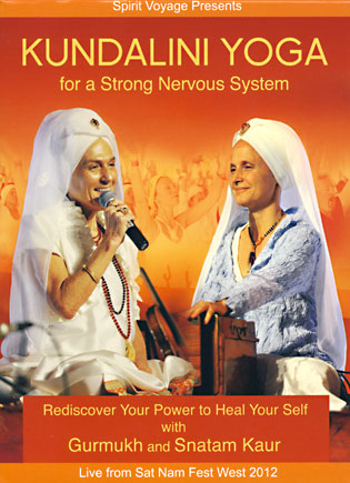 Kundalini Yoga for a Strong Nervous System - Gurmukh & Snatam Kaur DVD