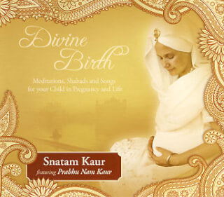 Divine Birth - Snatam Kaur CD