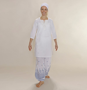 Ek Ong Kar Yoga Wear by Sat Nam