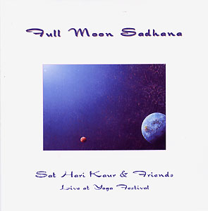 Full Moon Sadhana - Sat Hari Kaur CD