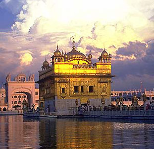 Live at the Golden Temple CD