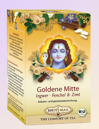 Sanctify Shoti Maa Tea biologique, 16 sachets