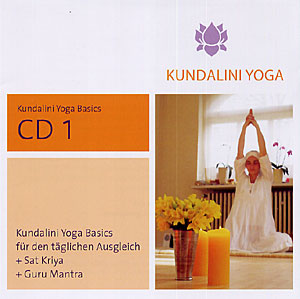 Kundalini Yoga Audio CD, en allemand