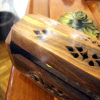 Incense, Aromatic oils & More