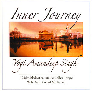 Inner Journey - Yogi Amandeep Singh CD