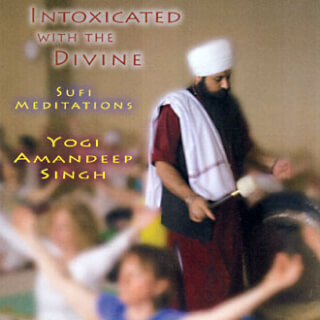 Intoxicated with the Divine - Yogi Amandeep Singh CD