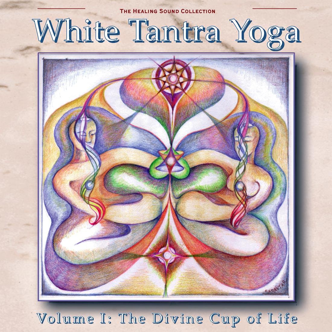 Tantra Yoga: White Tantra Yoga 1, Nirinjan Kaur & Guru Prem Singh CD