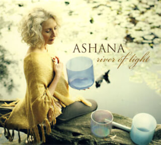 River of Light - Ashana CD