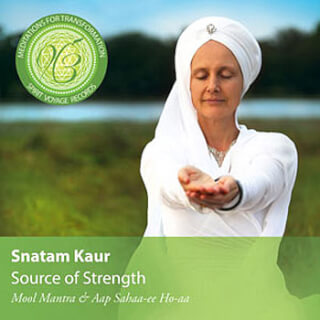 Source of Strength - Snatam Kaur CD