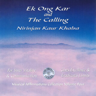 Ek Ong Kar & The Calling - Nirinjan Kaur CD