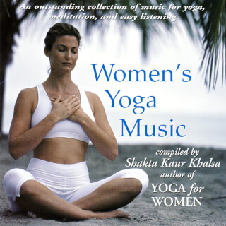 Women'S Yoga Music - Shakta Khalsa CD