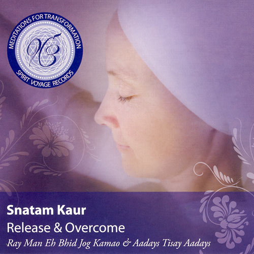 Release & Overcome - Snatam Kaur CD