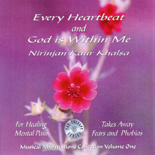 Every Heartbeat & God is Within me - Nirinjan Kaur CD