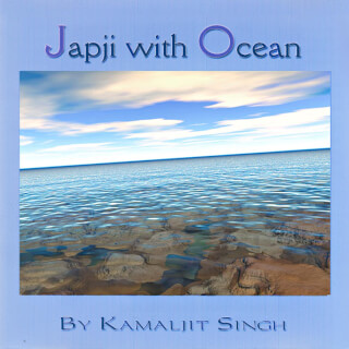Jap Ji with Ocean - Kamaljit Singh CD
