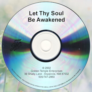 Let Thy Soul Be Awakened - Yogi Bhajan CD