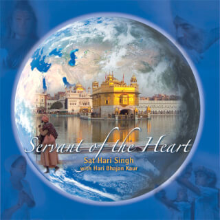Servant of the Heart - Sat Hari Singh CD