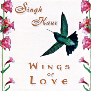 Wings of Love - Singh Kaur CD