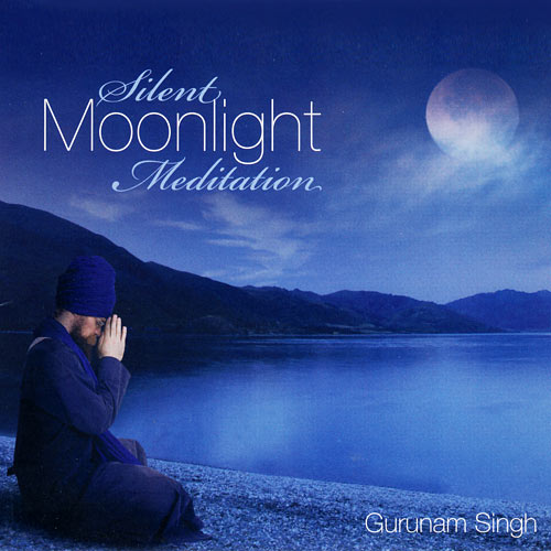 Silent Moonlight Meditation - Gurunam Singh CD