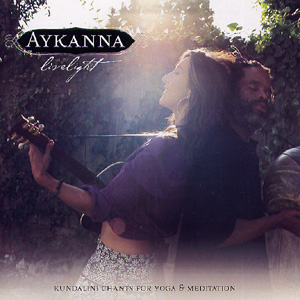 Livelight - Aykanna CD
