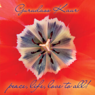 Peace to All - Gurudass Kaur CD