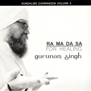 RA MA DA SA for Healing - Gurunam Singh CD