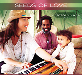 Seeds of Love - Aykanna CD