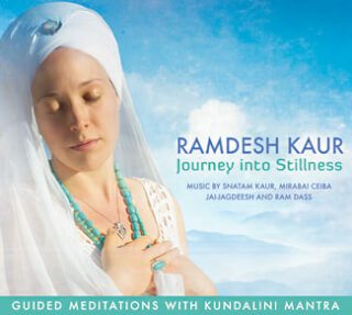 Journey into Stillness - Ramdesh Kaur & Various Artists CD