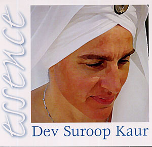 Essence - Dev Suroop Kaur Khalsa CD