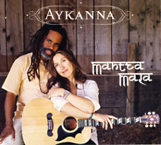 Mantra Mala - Aykanna CD
