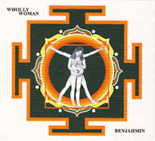 Wholly Woman - Benjahmin CD