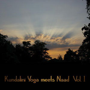 Kundalini Yoga Meets Naad, Vol. 1 - Poets of Male Energy CD