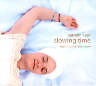 Slowing Time - Satnam Kaur CD