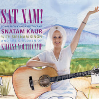 Sat Nam! Songs from Khalsa Youth Camp - Snatam Kaur CD