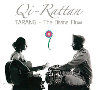 Tarang The Divine Flow Sadhana - Qi-Rattan CD