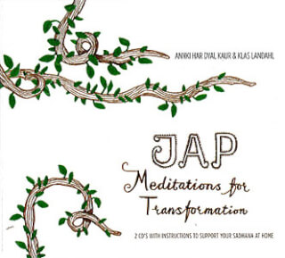Jap Meditations for Transformation - Har Dyal 2 CD-Set