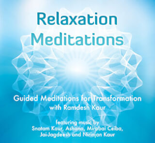Relaxation Meditations - Ramdesh Kaur & Various Artists CD