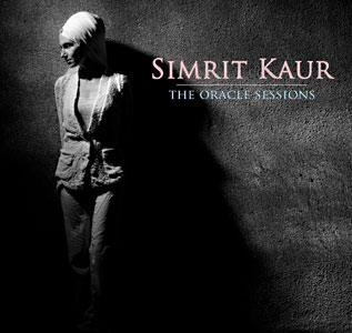 The Oracle Sessions - Simrit Kaur CD
