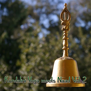 Kundalini Yoga Meets Naad, Vol. 2 - Poets of Male Energy CD