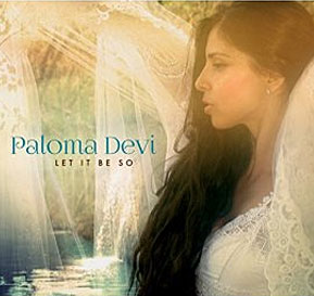 Let It Be So - Paloma Devi CD
