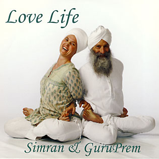 Love Life - Simran & Guruprem CD