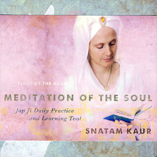 Jap Ji - Meditation of the Soul - Snatam Kaur Book + 2 CD-Set