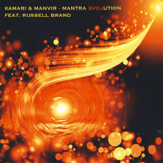Mantra Evolution - Kamari & Manvir, Feat. Russell Brand CD