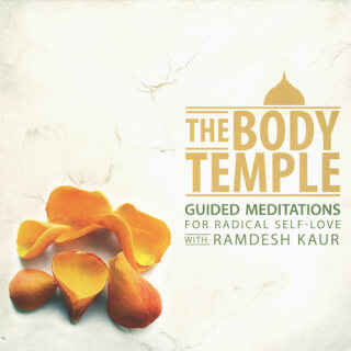 The Body Temple - Ramdesh Kaur CD