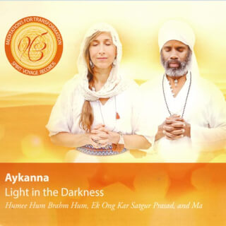 Light in the Darkness - Aykanna CD